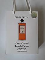 Мини парфюм Serge Lutens Fleurs d'Oranger в подарочной упаковке 50 мл