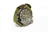 Водонепроницаемые армейские часы AMST AM3003 Green Tissue