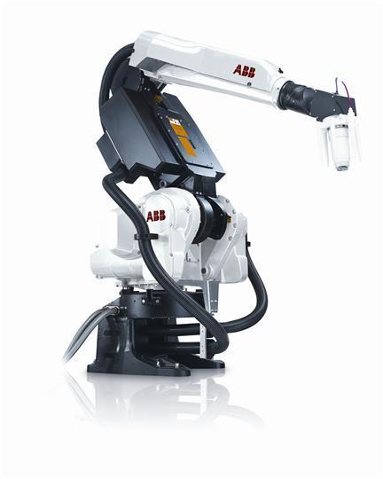 Покрасочный робот ABB IRB5400