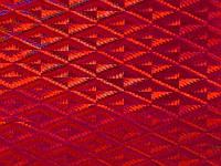 Самоклейка, Hongda, 45 cm Пленка самоклеящая, красная, голограмма