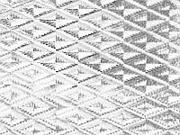 Самоклейка, Hongda, 45 cm Пленка самоклеящая, серая, голограмма