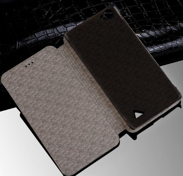 Чехол-книжка для Oukitel C5 / C5 Pro / есть Стекло