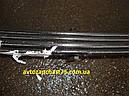 Рессора Газель, Газ 3302 передняя, 4-х листовая, усиленная, 1585 мм, с сайлентблоками (ЧМЗ, Россия), фото 4