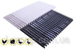 Решетчатый пол для птицы 120х60 см