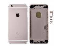 Корпус для iPhone 6S Plus айфон, розовый (розовое золото)