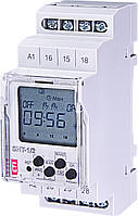 Программируемое цифровое реле SHT-1/2 UNI 12-240 AC/DC (2x16A_AC1) ETI 2470054