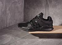 Кроссовки Adidas EQT Support ADV (ЧЕРНЫЕ)