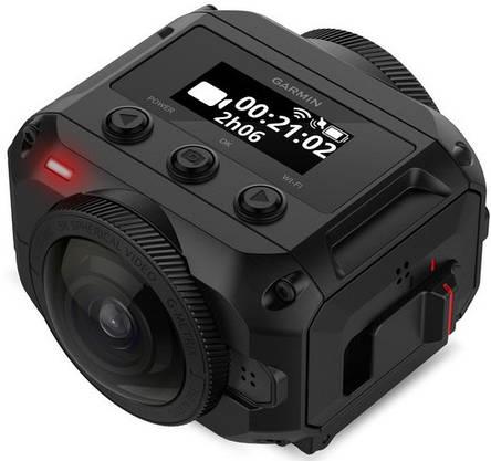 Екшн-камера Garmin VIRB 360, фото 2