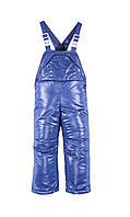 Зимние брюки-комбинезоны
