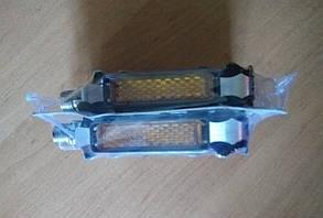 Педали FPD 87B алюминиевые, фото 2
