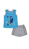 Костюм для малыша: шорты с майкой