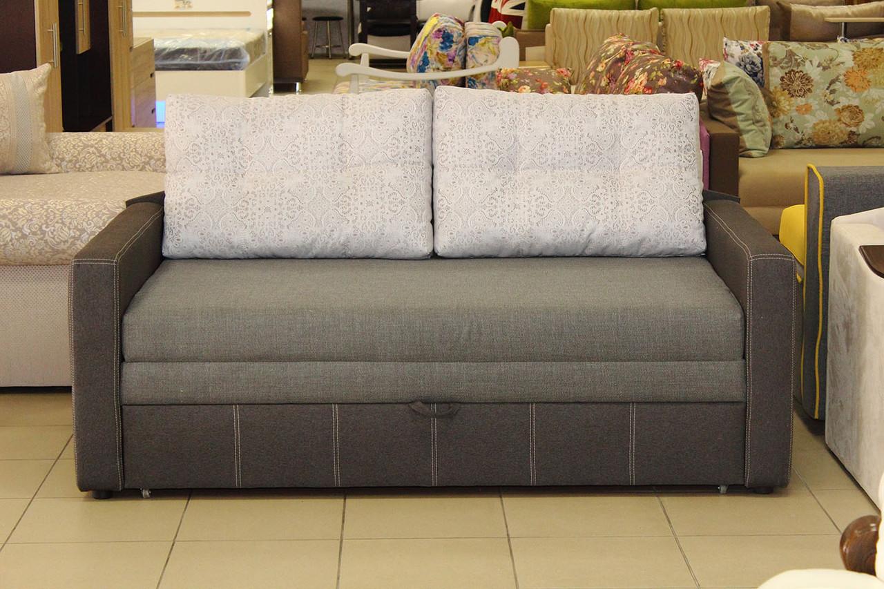 Раскладной диван серии 21-1-1-5 с нишей для белья