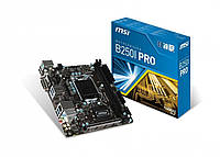 Материнская плата MSI MB B250 S1151 MITX B250I PRO