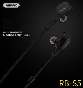Наушники REMAX S5 Bluetooth Earphone