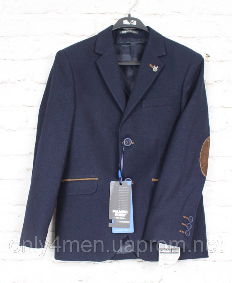 Пиджак  для мальчика Palmiro Rossi 116-140, подростковая одежда