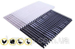 Решетчатый пол для птицы 100х60 см