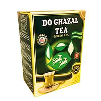 Akbar Do Ghazal Tea цейлонский чай листовой зелёный премиум класса, 500г.