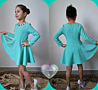 Платье на девочку Камни № 623-1 mari
