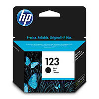 Картридж HP F6V17AE  №123 Black