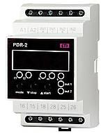 Программируемое цифровое реле PDR-2/B 230V AC (2x16A, AC1)