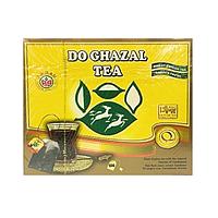 Akbar Do Ghazal Tea цейлонский пакетированный черный чай с кардамоном, 100шт.