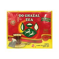 Akbar Do ghazal Tea Ceylon цейлонский пакетированный черный чай, 100шт.