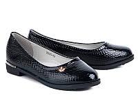Туфли школьные на девочку  (31-37) W.niko 3337-11