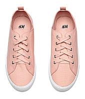 Кеды женские H&M, размеры 35 - 42