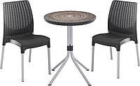 Комплект мебели Chelsea из искусственного ротанга