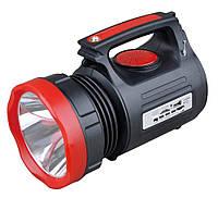 Мощный аккумуляторный светодиодный фонарь Yajia YJ-2890 20W радио, Power bank