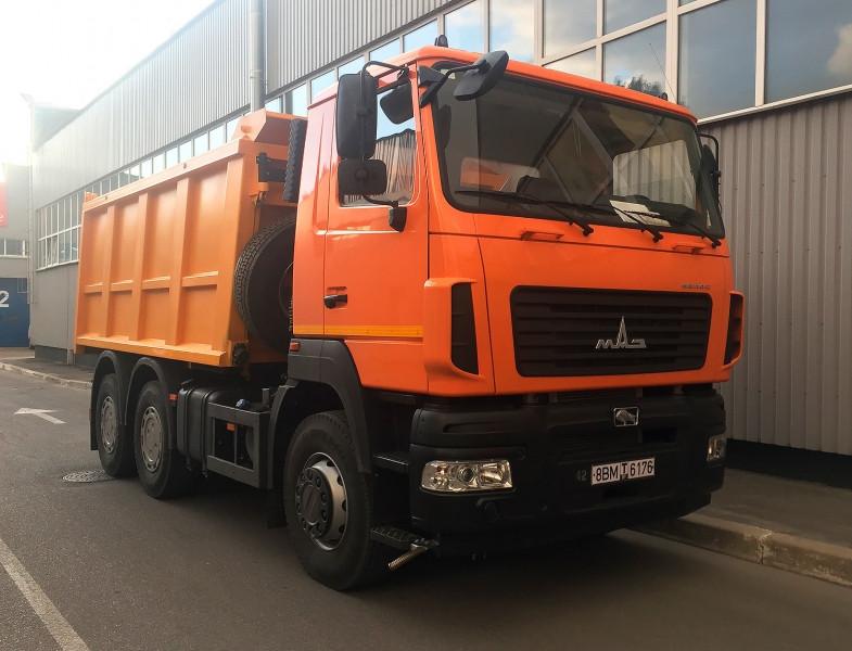 Самоскид МАЗ 6501С5-522-000