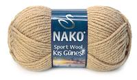 Nako Sportwool Kış Güneşi карамельный № 221