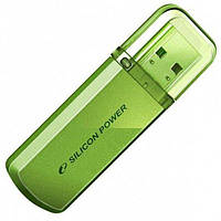 Флешка USB Silicon Power Helios 101 16GB Green