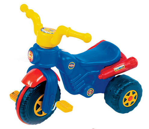 Велосипед Маскот 368 трехколесный пластмассовый на 2, 3, 4, 5 лет, фото 2