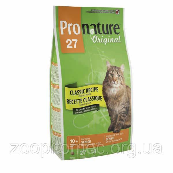 pronature original сухой корм для собак