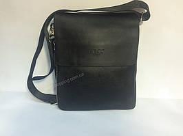 Мужская кожаная сумка Hugo Boss 0211s