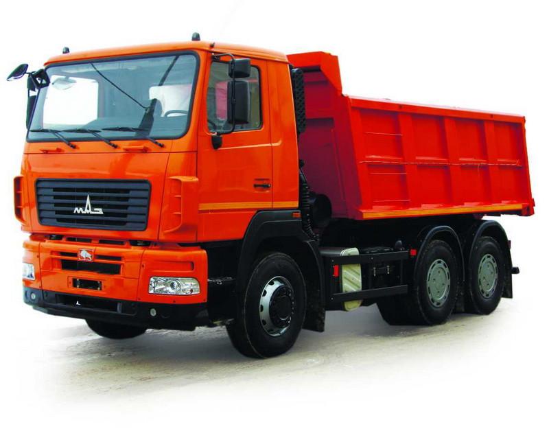 Самоскид МАЗ 6501С5-584-000
