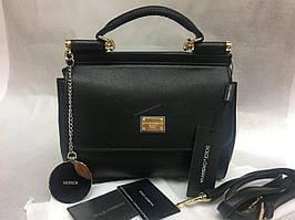 Женская кожаная сумка Dole&Gabbana 1281