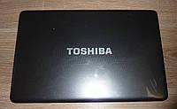 Корпус Toshiba L675D (крышка матрицы) для ноутбука Б/У!!! ORIGINAL