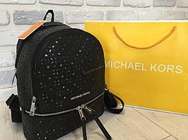 Кожаный рюкзак Michael Kors 0385