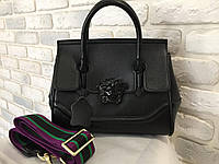 Кожаная сумка Versace класса Lux 0407