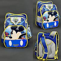 Рюкзак школьный МВ 0476 / 555-509 (16) 3 вида