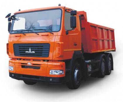 Самосвал МАЗ 6501V6-520-001