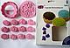Набор оттисков для декора кексов 14 предметов, фото 2