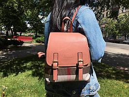 Женский рюкзак Burberry 0450
