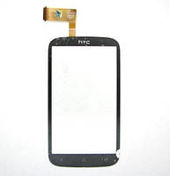 Тачскрин для HTC T328e Desire X, чёрный