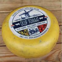 Сир голандський Olijf Tomaat