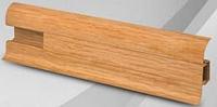 W 015 магнолия гранд - плинтус напольный пластиковый  Wimar (Вимар)