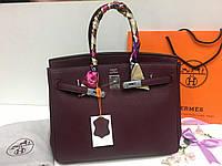 Женская стильная кожаная сумка Hermes 0521