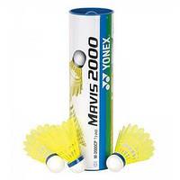 Воланы YONEX Mavis 2000 yellow-middle, фото 1